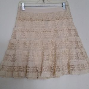 Max Tiered lace
